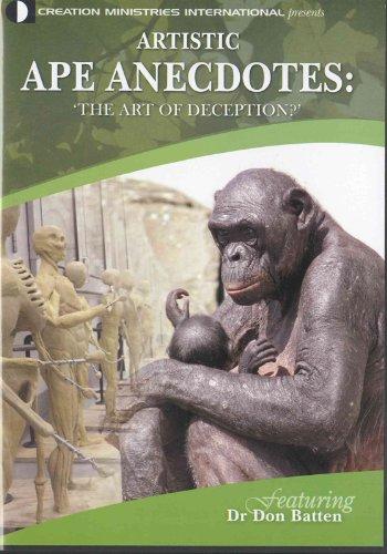 Artistic Ape Anecdotes: The Art of Deception?