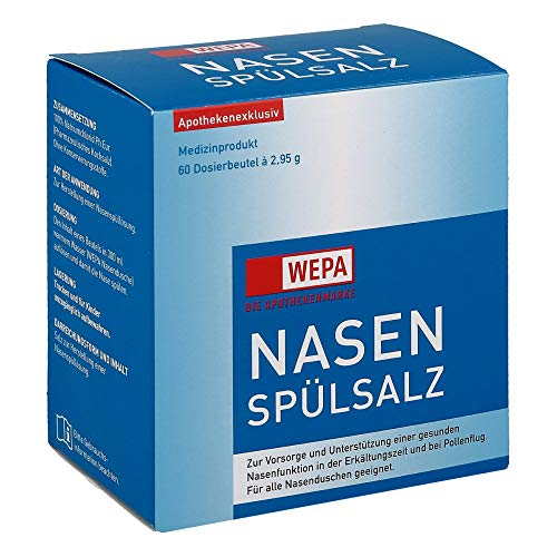 WEPA Apothekenbedarf GmbH & Co KG Wepa Nasensp�lsalz Bild