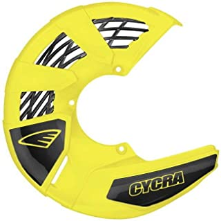 Cycra Disc Cover (Yellow)
