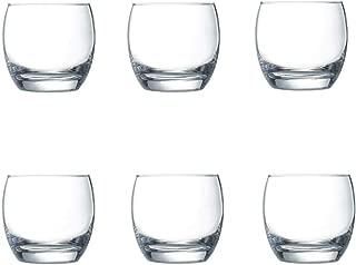 Arcoroc Vesubio-Set 6 Copas Vino de Vidrio tensionado 14cl