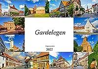 Gardelegen Impressionen (Wandkalender 2022 DIN A2 quer): Faszinierende Bilder der Stadt Gardelegen (Monatskalender, 14 Seiten )