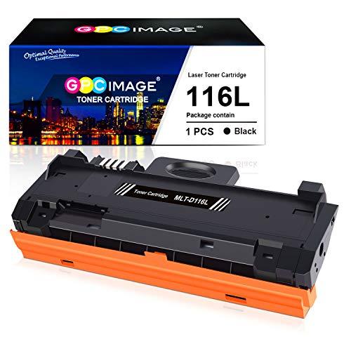 GPC Image Kompatibel Toner Patronen für Samsung D116L MLT-D116L für Samsung Xpress SL M2885FW M2825ND M2675FN M2625D M2875FD M2835DW M2875FW M2825DW M2825 M2885 M2875 M2675 M2825DW(1 Schwarz)