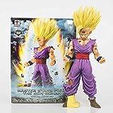 Anime Dragon Ball Z Super Battle Gohan Banpresto Figura De Acción 24 Cm PVC Colección De Decoración Modelo Juguetes Brinquedos