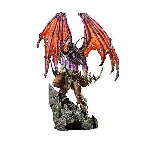 Collectible Figure Illidan Stormrage Statue Sammelfiguren Model Figur Spielzeug 60cm