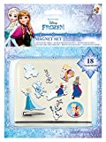 Set Imanes Disney, Multicolor, 18 x 24 cm