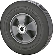 Rocky Mountain Goods Solid Rubber Hand Truck Wheel 10