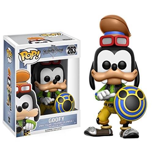 Funko- Pop Vinile Disney Kingdom Hearts Pippo, 12364