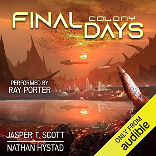 Final Days: Colony cover art