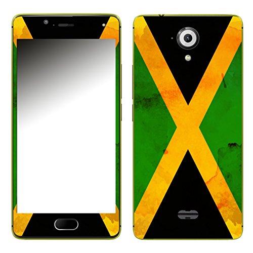 Disagu SF-107045_1124 Design Folie für Wiko Ufeel - Motiv Jamaika