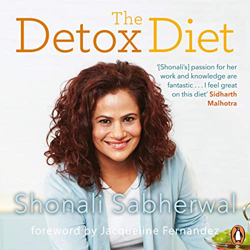The Detox Diet audiobook cover art