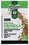 Probios Protein Granola Canapa e Cocco Bio - Senza Glutine - Confezione da 6 x 250 g...