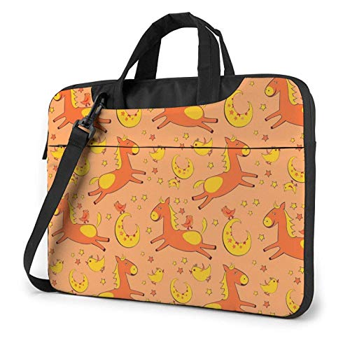 XCNGG Computertasche Umhängetasche Laptop Bag, Cool Husky Dog Business Briefcase Protective Bag Cover for Ultrabook, MacBook, Asus, Samsung, Sony, Notebook 14 inch