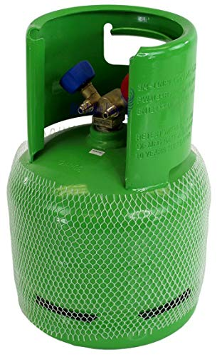 BEST VALUE VACS Mastercool #15 Solvent Recovery Tank