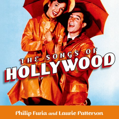 The Songs of Hollywood audiobook cover art