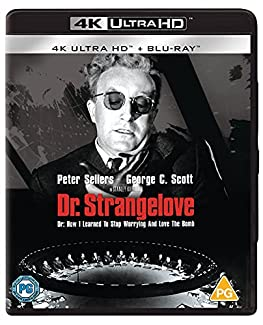 Dr Strangelove Or: How I Learned To Stop Worrying And Love The Bomb