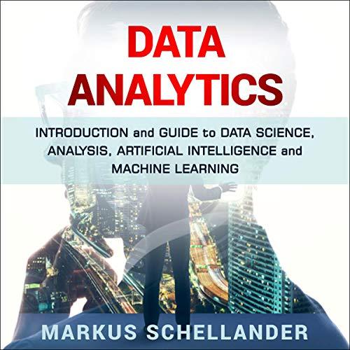 Data Analytics audiobook cover art