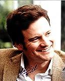 Colin Firth Signiert Autogramme 21cm x 29.7cm Foto Plakat