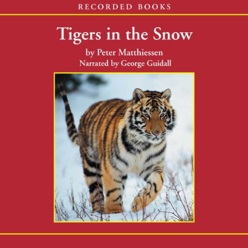 Tigers in the Snow audiobook cover art