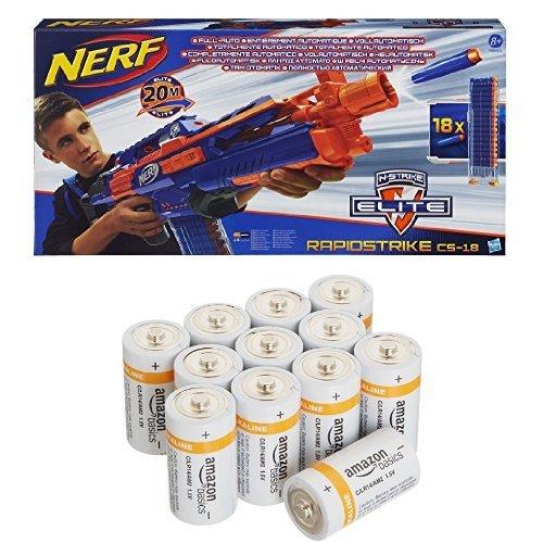 meilleur pistolet nerf