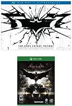 The Dark Knight Trilogy Batman Arkham Kight Xbox One