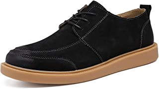 2019 Mens New Lace-up Flats Men's Fashion Oxford Shoes, Casual Comfortable Classic Retro Lace-up Formal Shoes
