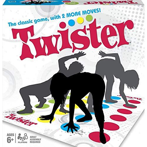 Nlight Twister Für Kinder Kinderspiele Toy Balance Bodenspiel Twister Classic Ultimate Gaming Für Familien- Und Partygeschenke