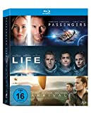 Arrival / Life / Passengers (BD Set) [Blu-ray]
