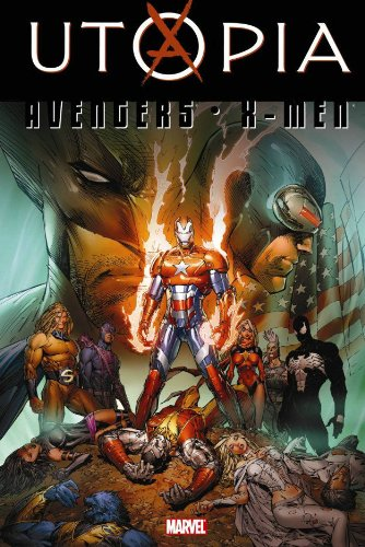 Avengers /X-men: Utopia