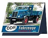 Trötsch Wochenkalender DDR-Fahrzeuge Kalender 2022: Aufstellkalender Technikkalender