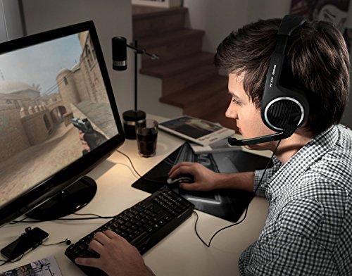 『ゼンハイザー PC320 ゲーミング・ヘッドセット PC/PS4対応 ブラック [並行輸入品]』の7枚目の画像