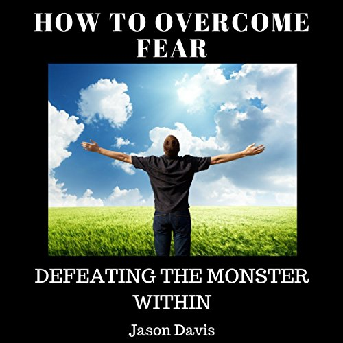 How to Overcome Fear audiobook cover art