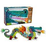 Djeco - P. gigante el dragón león