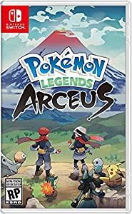 Action meets RPG as the Pokemon series reaches a new frontier Get ready for a new kind of grand, Pokemon adventure in Pokemon legends: arceus, a brand new game from game freak Travel to the sinnoh region of old