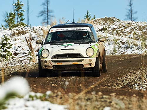 Pacific Forest Rally - Round 5