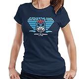 Cloud City 7 He Man Stratos Avion to Eternia Women's T-Shirt