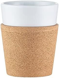 Bodum Bistro Mug, 0.3-Liter, Cork, 2 unité(s)