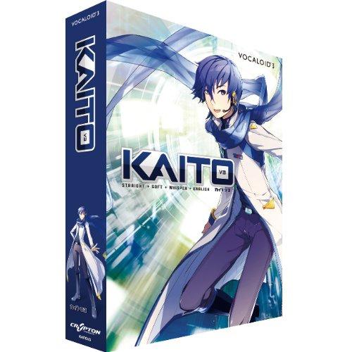 Vocaloid3 KAITO V3 Vocaloid 3 DVD-ROM (japan import)