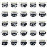 Gosen OG106 Super Tacky Set of 25 Grips White