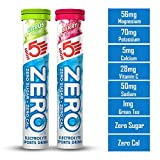 High5 Zero Electrolyte Sports Drink Tube of 20 tabs - Buy 1 Get