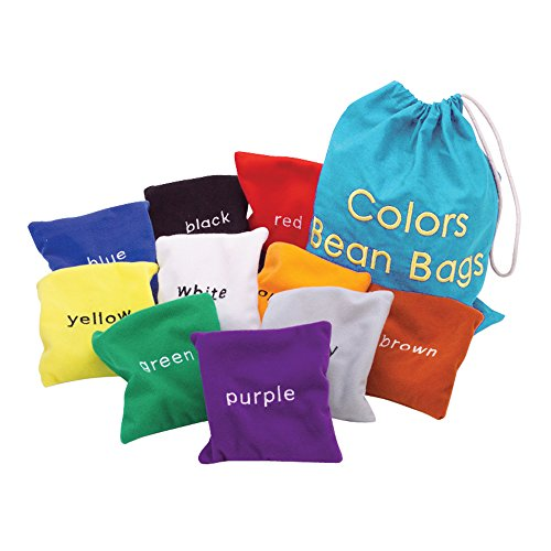 Educational Insights Educational Toys - Colors Beanbags, Learn Colors, Toddler Toys, Preschool Toys