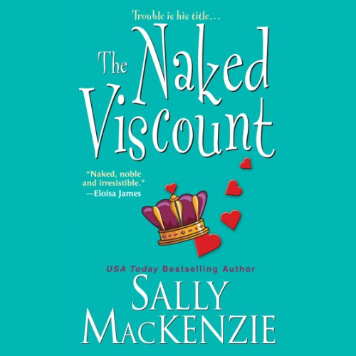 The Naked Viscount audiobook cover art