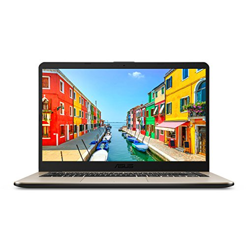 "ASUS VivoBook 15"" FHD Laptop, Dual-Core Ryzen R5-2500U Processor (up to 3.6 GHz) with Radeon Vega 8 Graphics, 8GB DDR4,..."