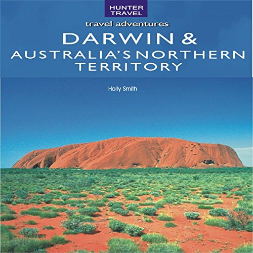 Darwin & Australia's Northern Territory audiobook cover art