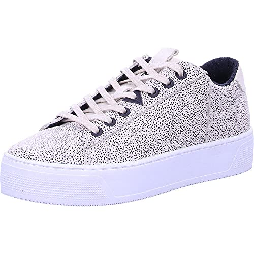 Hub Damen Sneaker Low Hook-W XL weiß 42