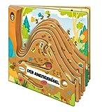 Trötsch Fensterbuch Der Ameisenhügel: Entdeckerbuch Beschäftigungsbuch Spielbuch (Erstes Wissen)