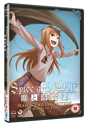 Spice And Wolf - Complete Season 2 [UK Import]