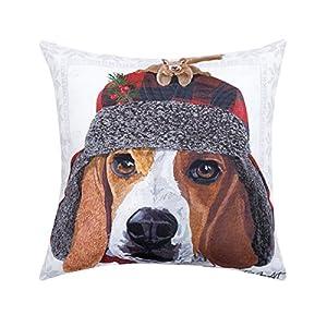 Beagle Indoor/Outdoor Pillow