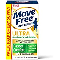 64-Count Move Free Calcium Fructoborate Based Ultra Faster Comfort Tablets