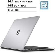 2019 Premium Dell Latitude E7440 Ultrabook 14.1 Inch Business Laptop (Intel Dual Core i5-4300U up to 2.9GHz, 8GB DDR3L RAM, 1TB HDD, Intel HD 4400, WiFi, HDMI, Windows 10 Pro, Gray) (Renewed)