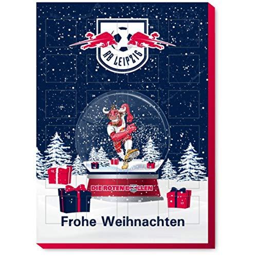 RB Leipzig Adventskalender mit feiner Vollmilchschokolade (120g)